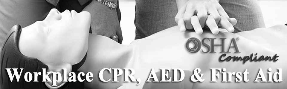 Workplace CPR and First Aid Training