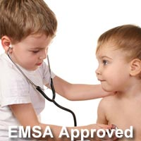 EMSA childcare first aid cpr