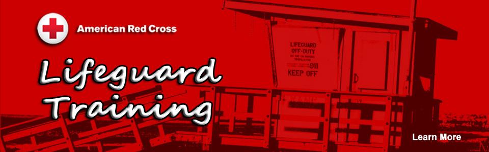 Red cross Lifeguard Certification