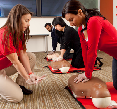 San Bernardino CPR and First Aid Certification