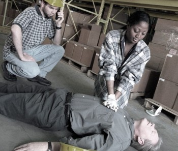 OSHA CPR and First Aid Training