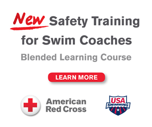 Safety Training for Swim Coaches Logo