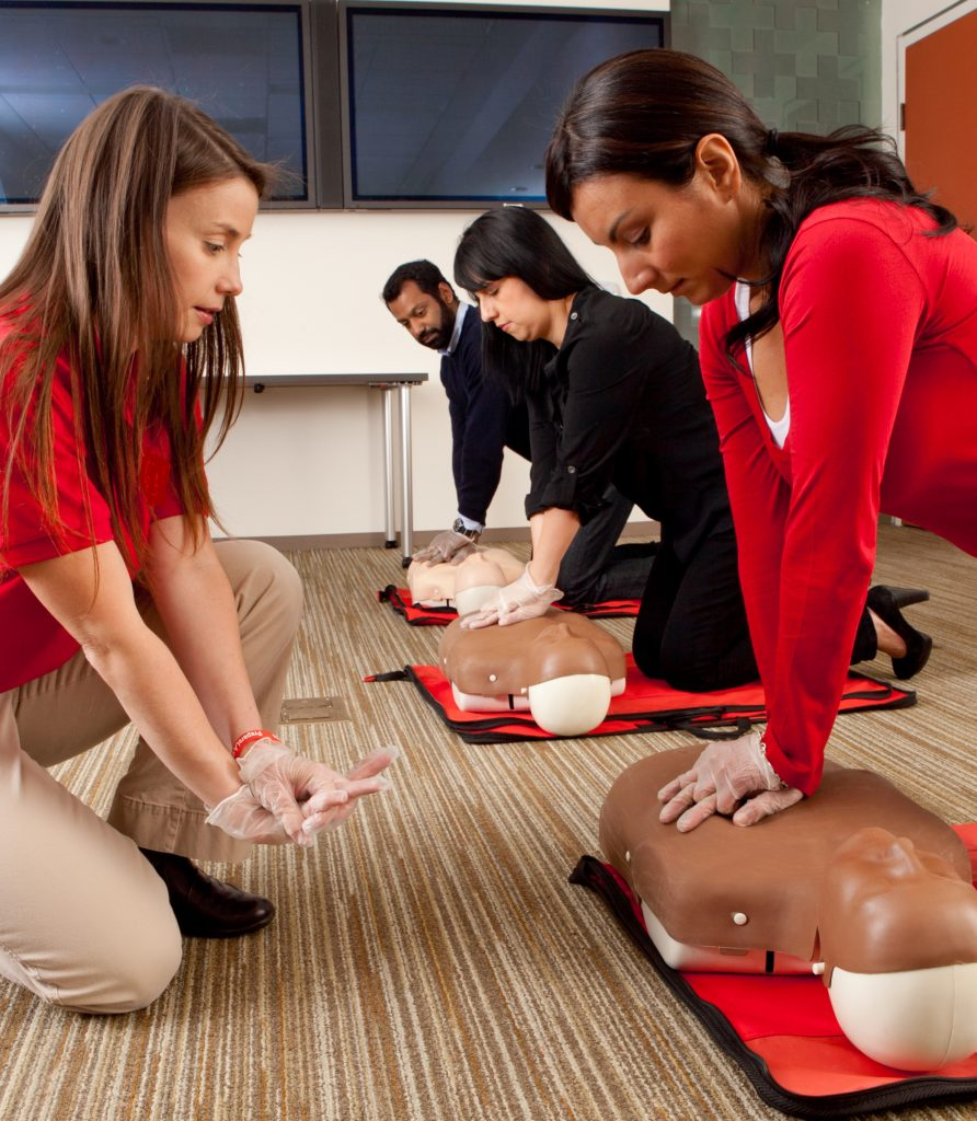 First Aid, CPR & AED Certification