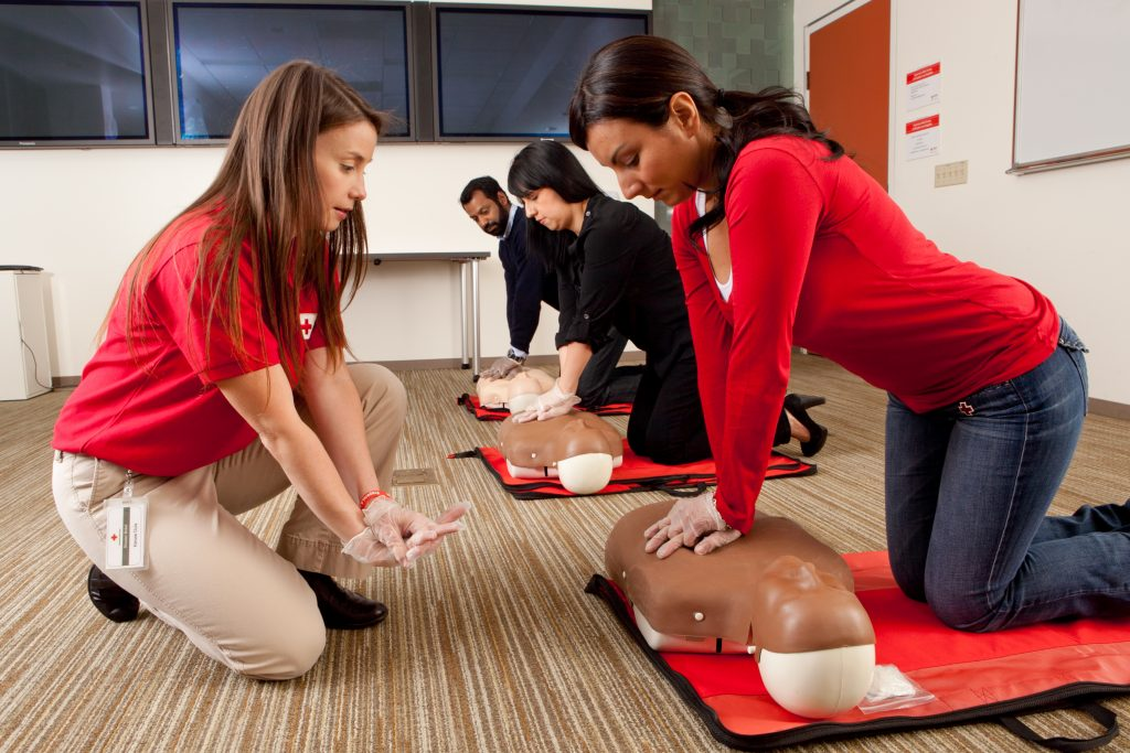 First Aid Training Cpr Certification